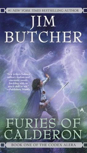 Jim Butcher - Furies of Calderon