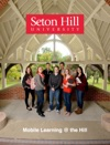 Seton Hill University - Mobile Learning  The Hill