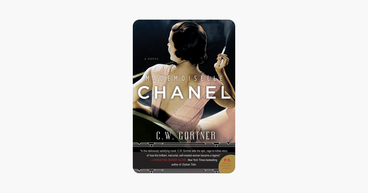 7a65b786c  Mademoiselle Chanel on Apple Books
