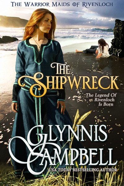The Shipwreck - Glynnis Campbell book cover