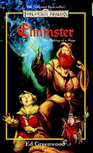 Elminster: Making of a Mage Copertina del libro