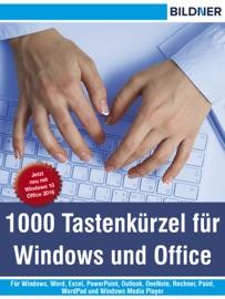 1000 Tastenkürzel für Windows und Office - Marion Fischl