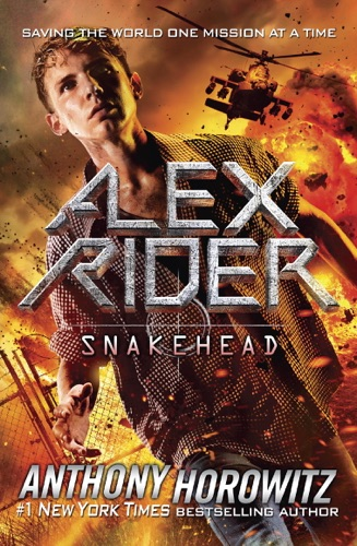Anthony Horowitz - Snakehead