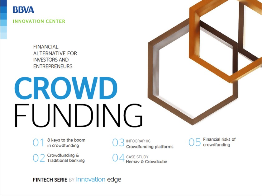 Crowdfunding By Bbva Innovation Center On Apple Books