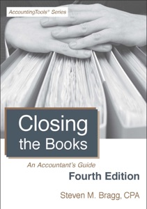 Closing the Books: Fourth Edition