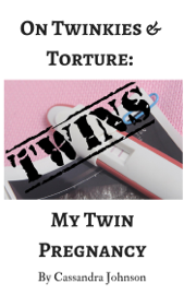 On Twinkies & Torture: My Twin Pregnancy book