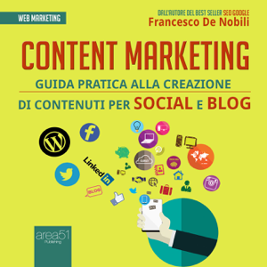 Content marketing Libro Cover