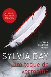 Um toque de vermelho Book Cover