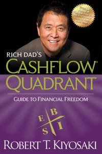 Rich Dad's CashFlow Quadrant Book Cover