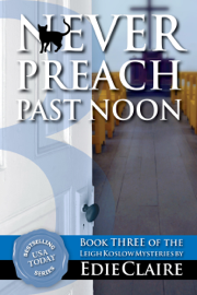 Never Preach Past Noon book