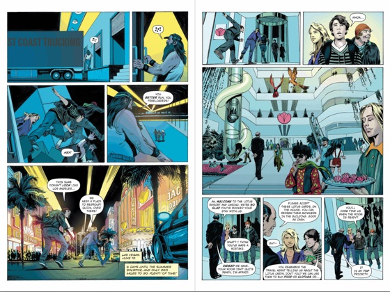 Jackson lightning novel graphic epub and thief percy the