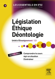 Législation, éthique, déontologie