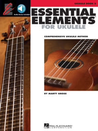 Essential Elements Ukulele Method - Book 2
