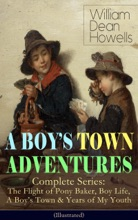 A BOY'S TOWN ADVENTURES - Complete Series (Illustrated)