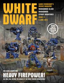 White Dwarf Issue 71: 06th June 2015