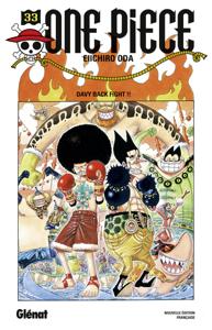 One Piece - Édition originale - Tome 33 La couverture du livre martien