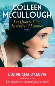 Les quatre filles du révérend Latimer La couverture du livre martien