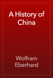 A History of China book