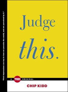 Judge This - Chip Kidd