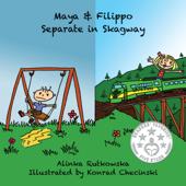 Maya & Filippo Separate in Skagway