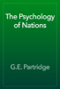 G.E. Partridge - The Psychology of Nations artwork
