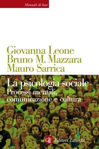 La psicologia sociale Libro Cover
