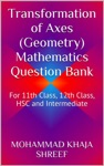 Transformation Of Axes Geometry Mathematics Question Bank