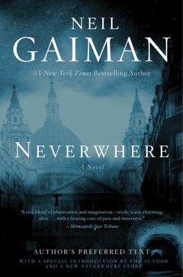 Neverwhere - Neil Gaiman book