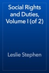 Social Rights And Duties Volume I Of 2