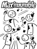 Chris Hallbeck - Maximumble #4  artwork