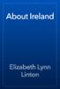 Elizabeth Lynn Linton - About Ireland artwork