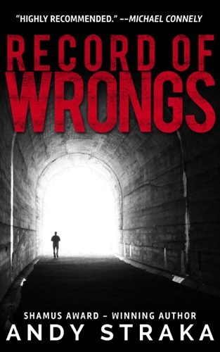 Andy Straka - Record Of Wrongs