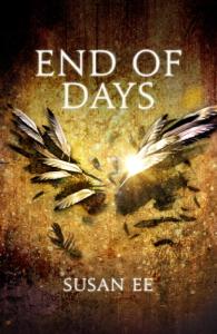 End of Days Copertina del libro