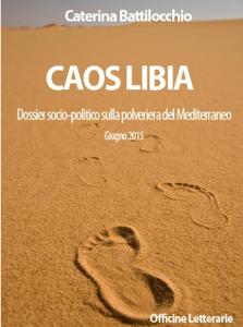 Caos Libia Libro Cover