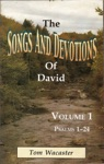 Songs And Devotions Of David Volume I