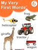 My Very First Words Volume 6