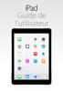 Apple Inc. - Guide de l'utilisateur de l'iPad pour iOS8.4 artwork