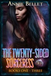 The Twenty-Sided Sorceress Series Books 1-3