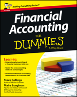 Steven Collings & Maire Loughran - Financial Accounting For Dummies - UK artwork