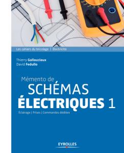 Mémento de schémas électriques 1 La couverture du livre martien