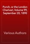 Punch Or The London Charivari Volume 99 September 20 1890