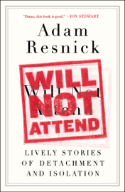 Will Not Attend book