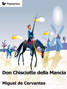 Don Chisciotte della Mancia Book Cover