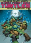Teenage Mutant Ninja Turtles Vol 11 Attack On Technodrome