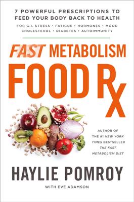 Haylie Pomroy - Fast Metabolism Food Rx book