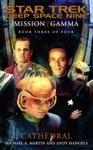 Star Trek Deep Space Nine Mission Gamma Book Three Cathedral