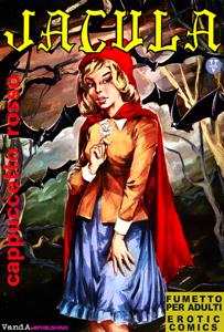Cappuccetto Rosso Copertina del libro