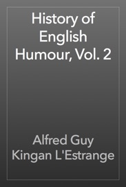 History Of English Humour Vol 2