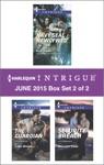 Harlequin Intrigue June 2015 - Box Set 2 Of 2