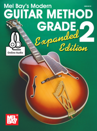 Modern Guitar Method Grade 2, Expanded Edition